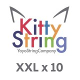 Kitty String XXL 100% Polyester  String - Various Colours x 10