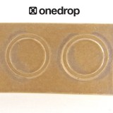 One Drop Flow Groove Response Pads 19mm SLIM Pads (Two Pack)