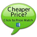 Found a cheaper price?  Click here to submit a price match!