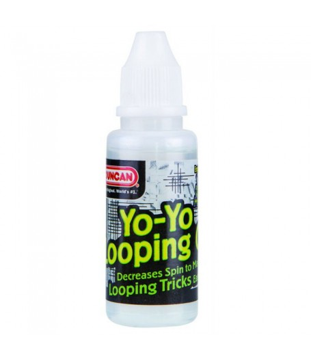 Duncan Looping Oil Thick Viscosity Lube (Responsive)