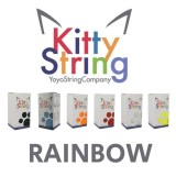 Kitty String NORMAL 100% Polyester  String RAINBOW PACK x 24