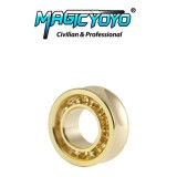 Magic YoYo Concave (KonKave) GOLD COLOUR Bearing Size C (8-Ball)