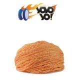 YoYo Yo! 100% Polyester 6 Ply (Type 6) String - YELLOW/PINK/WHITE MIX  x 10