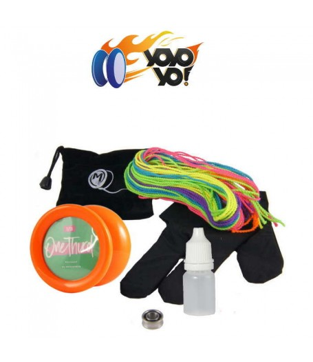 YoYo Yo! Beginner / Intermediate YoYo Gift Pack (Includes YoYo)