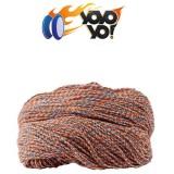 YoYo Yo! 100% PREMIUM Polyester 6 Ply (Type 6) MIX String - BLUE/ORANGE/WHITE x 10