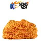 YoYo Yo! 100% PREMIUM Polyester 6 Ply (Type 6) MIX String - ORANGE / RED / YELLOW x 10