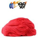 YoYo Yo! 100% PREMIUM Polyester 6 Ply (Type 6) String - PINK x 10