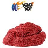 YoYo Yo! 100% PREMIUM Polyester 6 Ply (Type 6) MIX String - RED / BLACK x 10