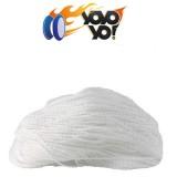 YoYo Yo! 100% PREMIUM Polyester 6 Ply (Type 6) String - WHITE x 10