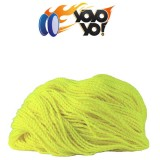 YoYo Yo! 100% PREMIUM Polyester 6 Ply (Type 6) String - YELLOW x 10