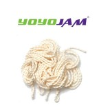 YoYoJam 100% Cotton 8 Ply (Type 8) String WHITE x 10