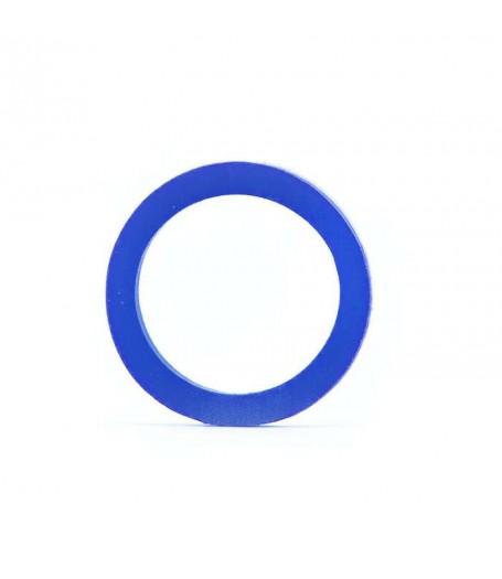 YoYoFactory CBC PRO Large Bearing SLIM Response Pad - 19mm OD - BLUE